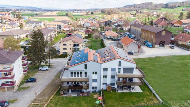 Belmont-Broye, Fribourg