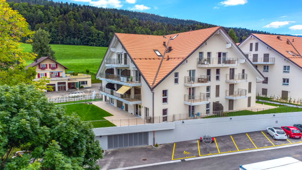 Les Bioux, Vaud