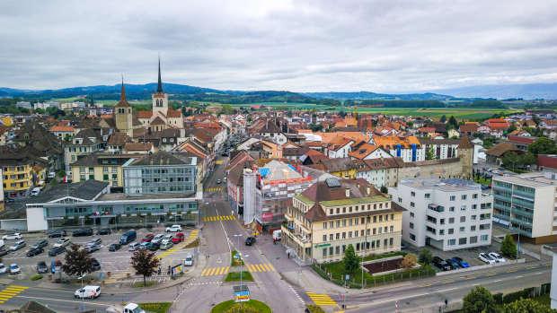 Payerne, Vaud