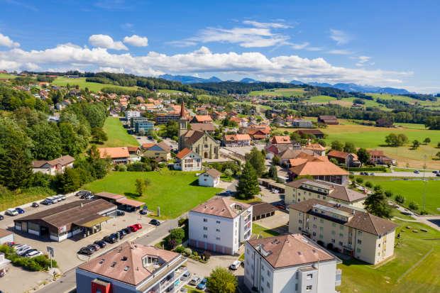 Ursy, Fribourg