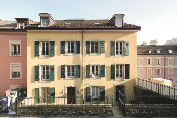 Lausanne, Vaud