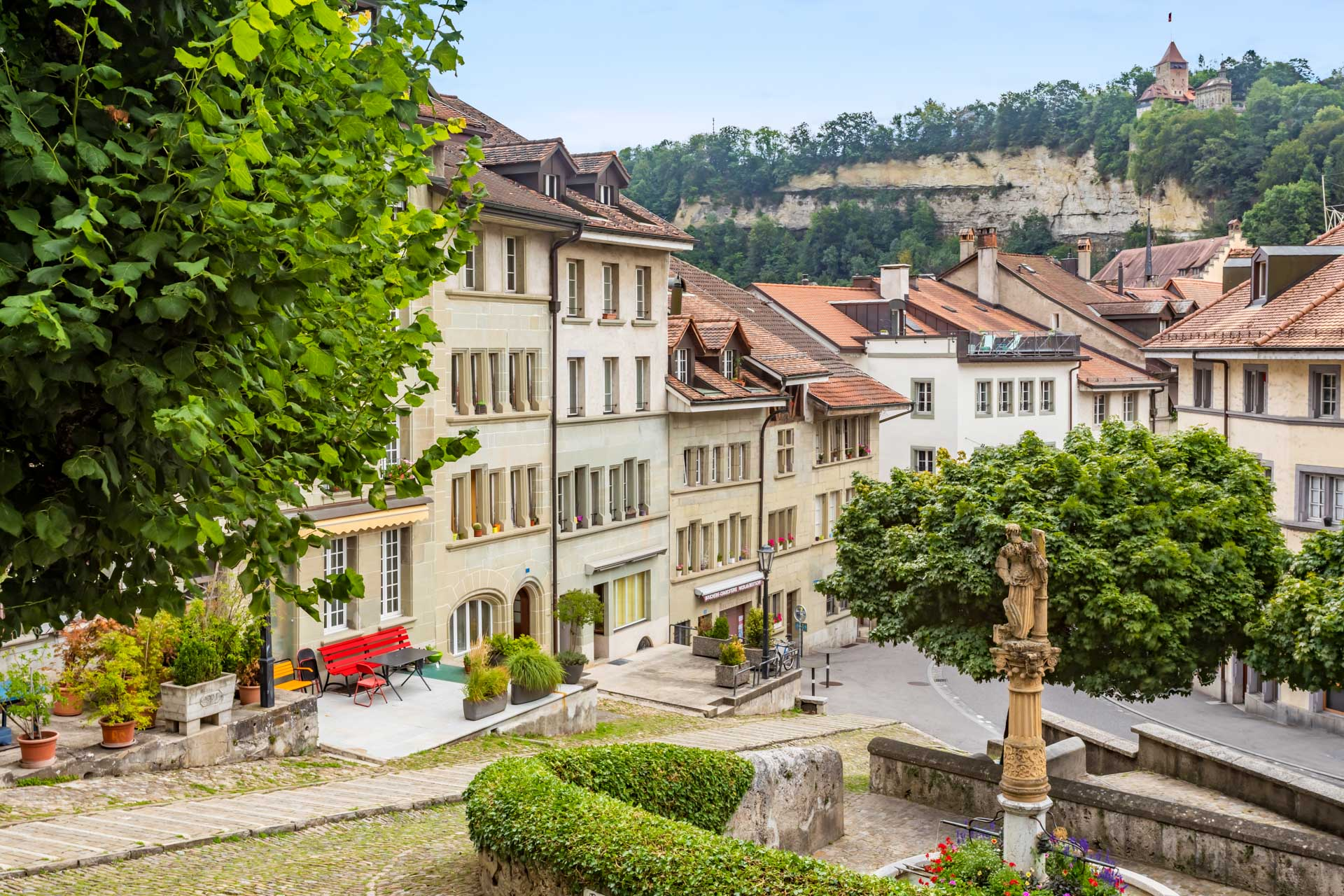 Fribourg, Fribourg