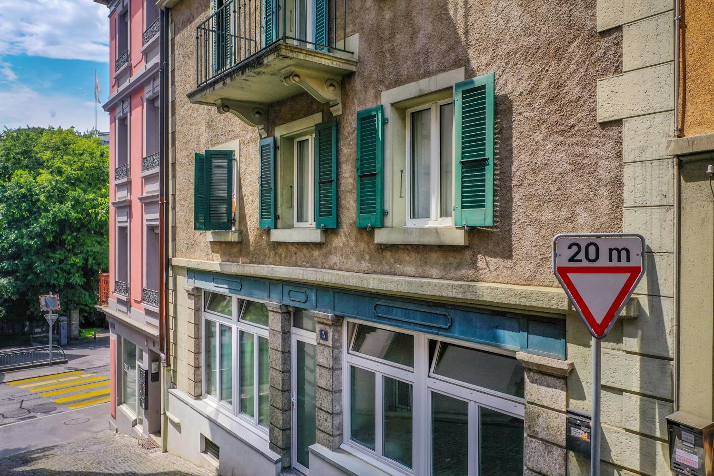 Montreux, Vaud